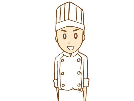 Mr. Cook (Male)