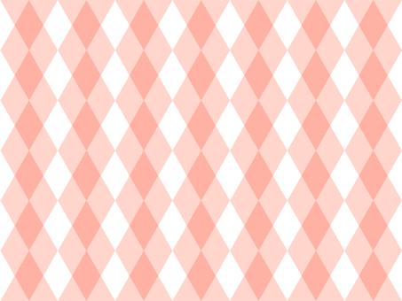 Pink tile background / wallpaper