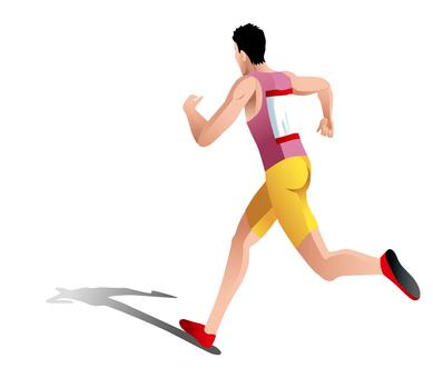 Runner 1 / Runner / Marathon