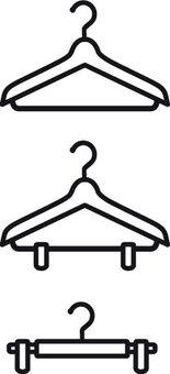 Hanger monochrome