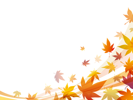 Autumn leaves 1 frame