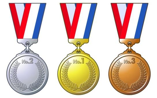 Medals - 007