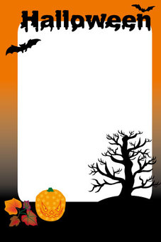 Halloween Party Teaser Frame