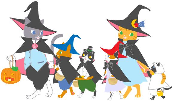 Halloween - parade