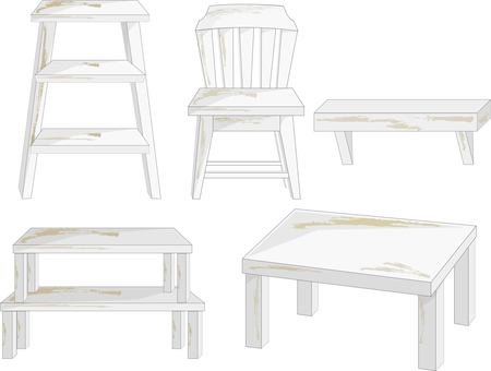 Country style furniture