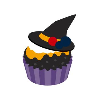 ハロウィンスイーツ ケーキ1