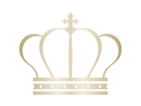Crown silver 3
