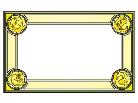 Rose frame 03