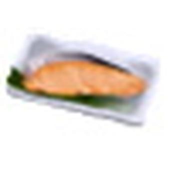 Salmon grilled salmon