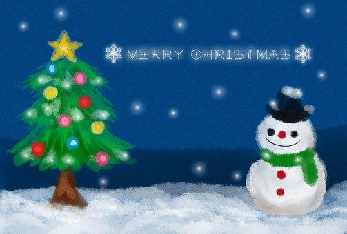 *圣诞节快乐*