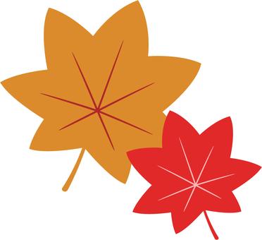Autumn Leaves Pattern 3