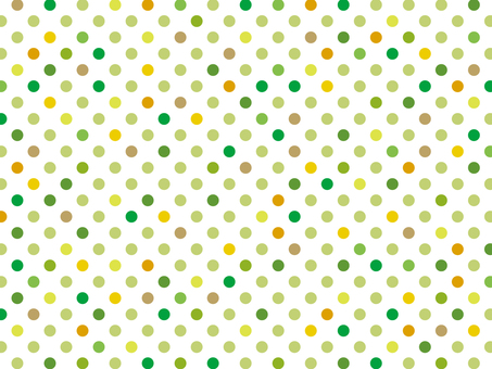 "Polka dots 3 ""Vegetable"""