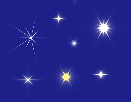 Star sparkling star