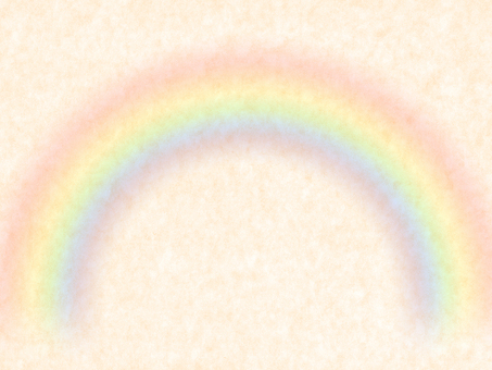 Japanese paper rainbow background