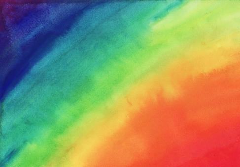 7 color smudges