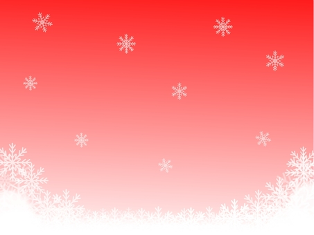 Christmas winter background (no logo red)