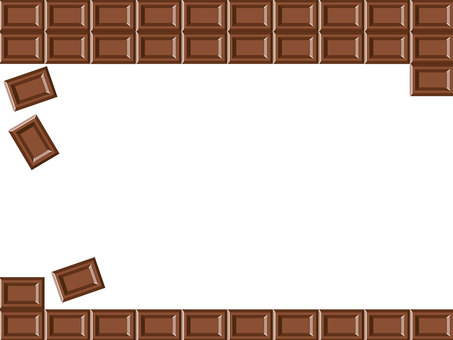Chocolate Frame 1