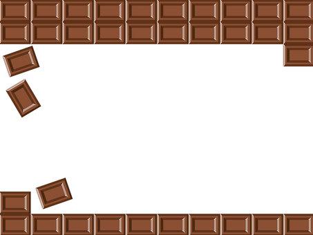 巧克力框架1