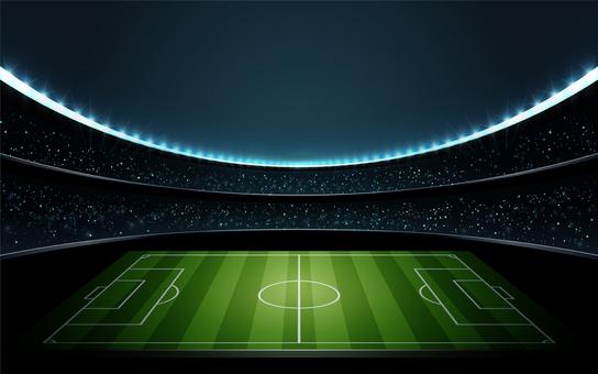 Football stadium 1