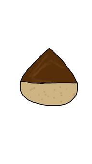 Chestnut creme chestnut