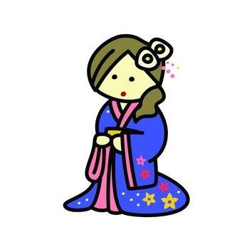 Kimono 's bride