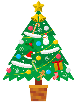Christmas tree - 01