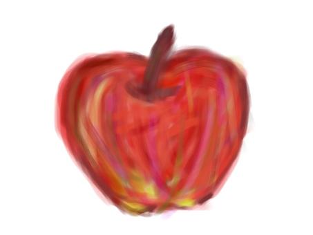 Apple apple fruit fruit