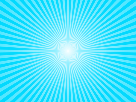 Radial background (blue)