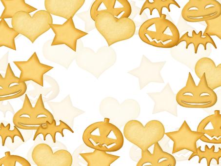 Halloween Cookie Card
