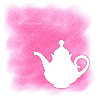 溫暖的溫暖的罐子茶