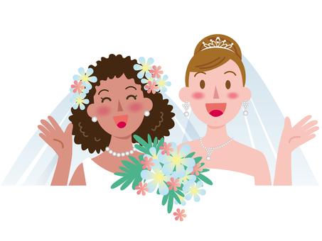 Marriage between women-4