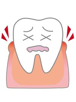 Teeth and gums d