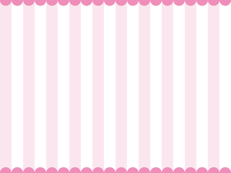 Striped background (white pink)