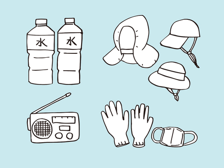 Disaster prevention goods 02