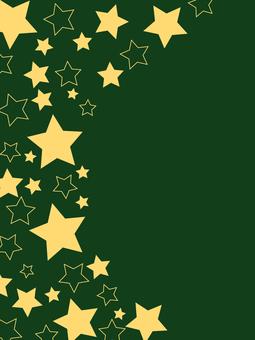 星框03 /綠色