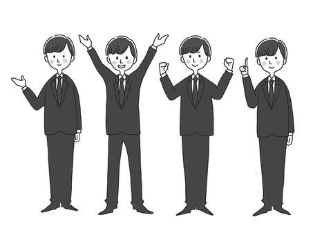 Businessman illustration 5