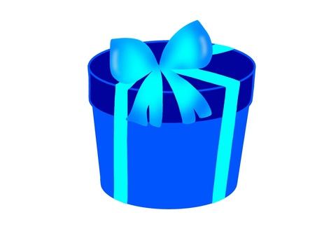 Present Blue