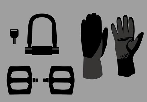 Road motorcycle accessories 5