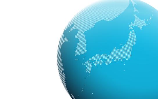 Earth Dot Far East Asia 3