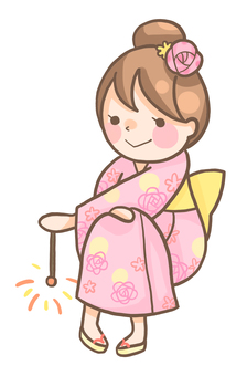 Yukata Women 1