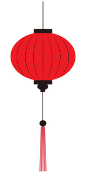 One lantern