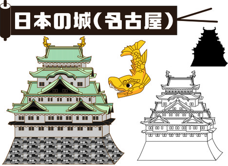 城堡(名古屋城堡)