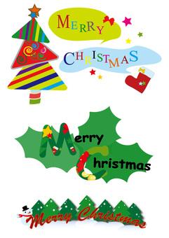 圣诞多彩人物2