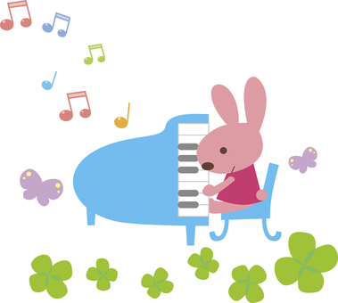 Usagi's mini concert