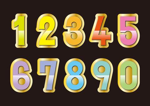 Number set 7