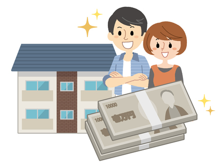 Real estate investment illustration 03