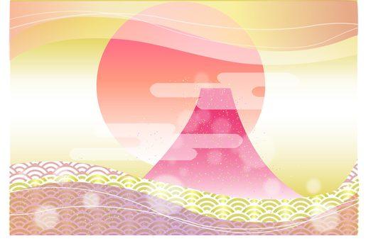 Mount Fuji background 4