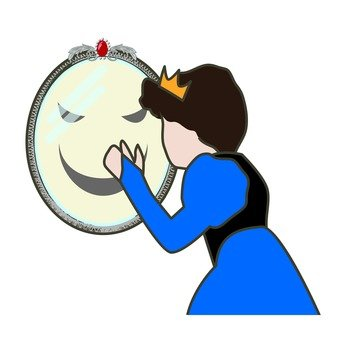 Snow White and Mirror