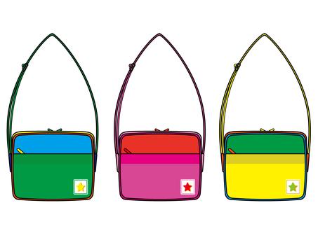 Passenger bag a