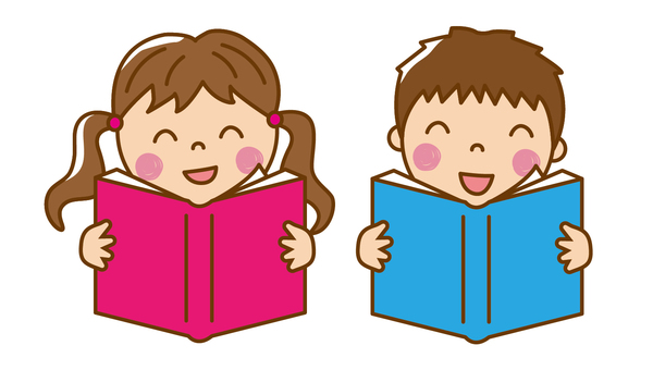 孩子們真正的閱讀